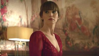 Jennifer Lawrence Is A Seductive Russian Spy In The 'Red Sparrow' Trailer