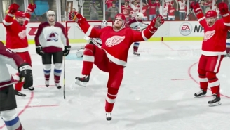 'NHL 18' Is Everything You Could Want From A Hockey Game