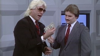 The Best And Worst Of NWA World Championship Wrestling 12/21/85: Ol' Saint Ric