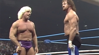 Terry Funk Would Love To Wrestle Ric Flair One More Time