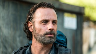 Andrew Lincoln Thinks He Picked The 'Wrong Time' To Leave 'The Walking Dead'
