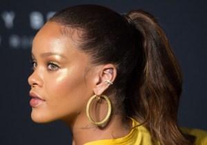 Rihanna Accidentally Ethered 'American Idol' On Her Diamond Ball Red Carpet