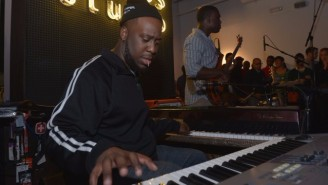 Robert Glasper Is Hosting A Benefit Show For Houston Hurricane Relief In Los Angeles