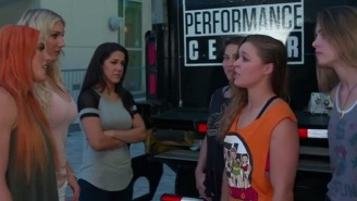 Ronda Rousey's Four Horsewomen Officially Challenged WWE's Four Horsewomen