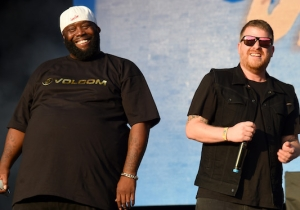 Run The Jewels' New, Limited Edition Zombie-Killing Statue Is Raising The Bar For Artist Merch