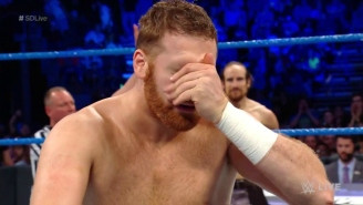 WWE Friday Night Smackdown Open Discussion Thread: IC Title Tournament