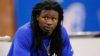 Sammy Watkins Joins Kyrie Irving As The Latest Athlete Who Believes The Earth Is Flat