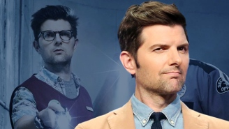 Adam Scott On 'Ghosted' Slap Wars And Whether The Time Has Passed For More 'Party Down'