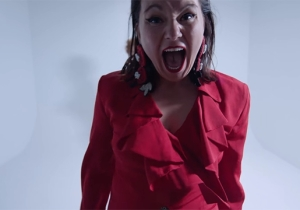 Tanya Tagaq Wails Along With Rock Weirdos Weaves In Their New 'Scream' Video