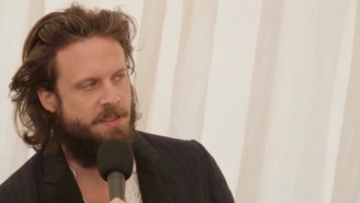 Father John Misty Responds To His Album Leaking With A Hilarious Meme