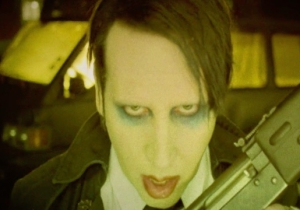 Marilyn Manson And Courtney Love Are Friends Again In This Clip Teasing His New Video
