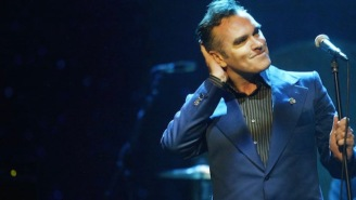 Morrissey Wishes You Lonely On The Splashy New Single From His Upcoming Album 'Low In High School'