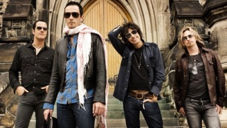 Stone Temple Pilots Announce Their First Show Back With A Mystery Singer
