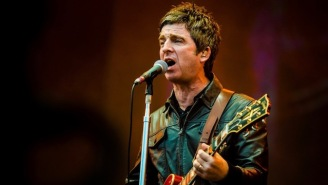 Noel Gallagher Announced A New High Flying Birds Album Featuring Johnny Marr And Paul Weller
