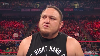 Samoa Joe Is Close To Returning To A WWE Ring Following Two Surgeries