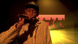 Tyler, The Creator Performed 'See You Again' With The Roots And Kali Uchis On 'Fallon'