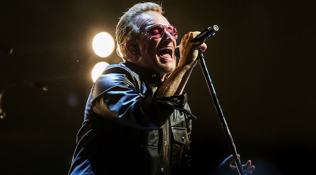 U2's 'You're The Best Thing About Me' Gets The Unplugged