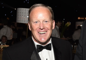 Sean Spicer Reflects On The 'Honor' Of Appearing At The Emmys After Backlash Over His Surprise Cameo