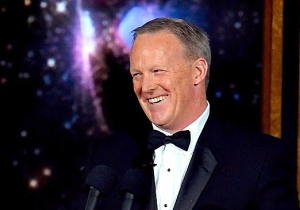 Sean Spicer Insists He Never 'Knowingly' Lied To The American People While Acting As Press Secretary