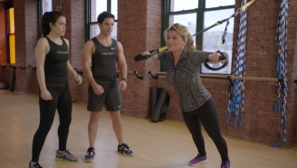 Shania Twain Finally Comes To 'Broad City' And Sings The Perfect Song During A Gym Sex Scene