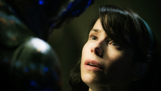 'The Shape Of Water's Oscar Win Sure Sold A Lot Of Dildos