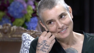 Sinead O'Connor On Her Dr. Phil Interview: 'I'm Hoping We Can Save Some Lives'