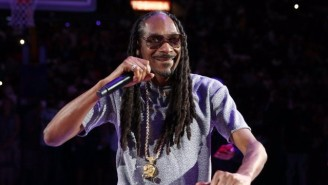Snoop Dogg Hilariously Stans Out To Nicki Minaj's 'Rake It Up' Verse In The Car