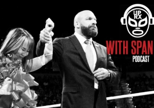 McMahonsplaining, The With Spandex Podcast Episode 6: Mae Young Classic Red Carpet Special