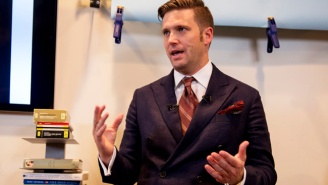 Nebraska Senator Ben Sasse Slams 'Brown-Shirt-Pajama-Boy Nazi' Richard Spencer On Twitter