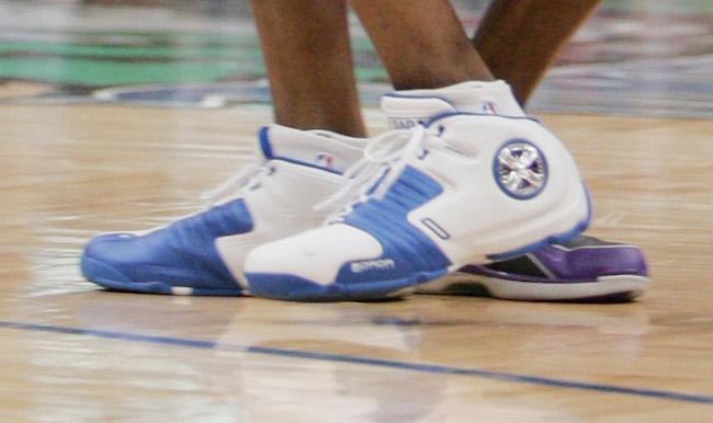 Retro Dada Spinner Shoe