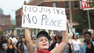 St. Louis Protesters Accuse Police Of 'Brutal' Tactics And Excessive Force While Arresting Marchers