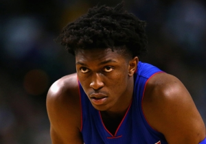 Stanley Johnson Took To Twitter To List Off Some Of The Best Players He's Faced