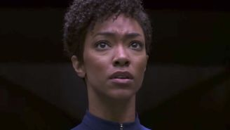 The 'Star Trek: Discovery' Theme Song Is A Lyric-Less Throwback To The Original Series