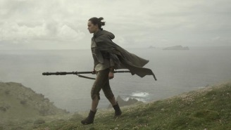 Rey Is In Jedi Fighting Form In The Short Teaser For The Latest 'Star Wars: The Last Jedi' Trailer