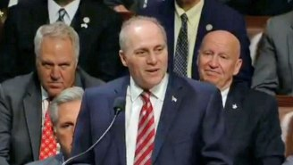 Steve Scalise Returns To The House Floor To A Standing Ovation: 'Miracles Really Do Happen'