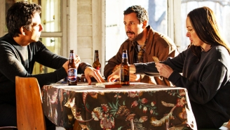 Adam Sandler And Ben Stiller Square Off In The Dynamite 'The Meyerowitz Stories'