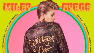 Miley Cyrus' Returns To Her Country Roots On Her New Album 'Younger Now'