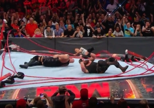 Braun Strowman And Big Show Will Meet In A Steel Cage Match On Raw