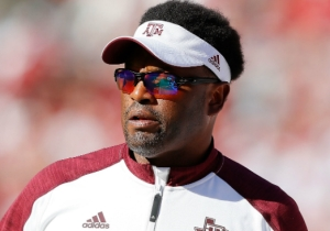 Texas A&M Football Coach Kevin Sumlin Received Racist Hate Mail From A Fan After The Team's Loss To UCLA