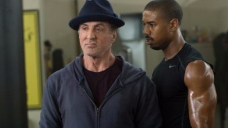 Sylvester Stallone Drops The First Look At Ivan Drago Jr. In An Instagram Image For 'Creed 2'