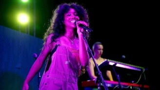 SZA's 'Insecure' Single 'Quicksand' Uses Classic Motown To Explore Casual Sex