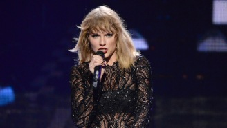 Taylor Swift Sent A Bouquet Of Flowers To A Police Officer Who Was Shot In The Las Vegas Shooting
