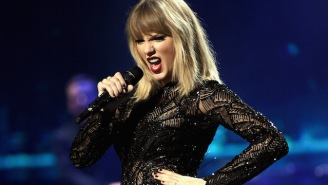 Taylor Swift Teases A New Song Called 'Gorgeous' That Has Baby Talk And Weird Synths