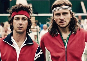 TIFF Review: Shia LaBeouf Is Aces In the Way Too Self Serious 'Borg/McEnroe'