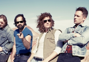 The Killers Got Atheist Woody Harrelson To Read The Bible On Their New Song, 'The Calling'