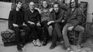The Celebration Rock Podcast On The National's New Album 'Sleep Well Beast'
