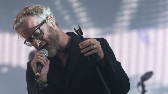 The National Covering Cat Power's 'Maybe Not' Is A Solemn, Hopeful Distillation Of 2017