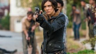 Lauren Cohan's Character Will Not Die In Season 9 Of 'The Walking Dead'