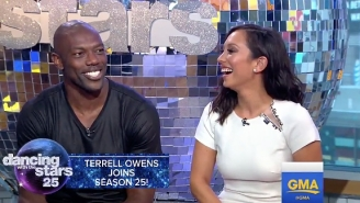 Terrell Owens Will Be On The Next Season Of 'Dancing With The Stars'