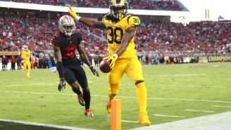 The Rams And 49ers Actually Played An Exciting Thursday Night Football Game
